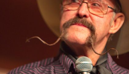 Open Range Meets Open Mic at the National Cowboy Poetry Gathering