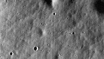 Another Crater on Mercury blog image