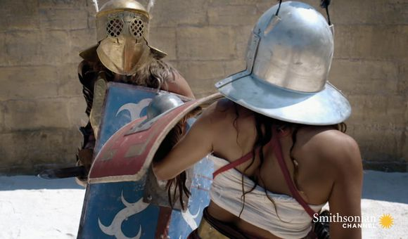 Preview thumbnail for video'Gladiators Didn't Die As Often As You Think
