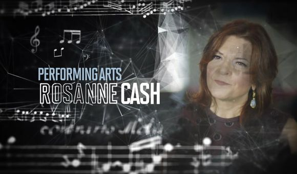 Preview thumbnail for video'Smithsonian Ingenuity Awards 2014: Rosanne Cash