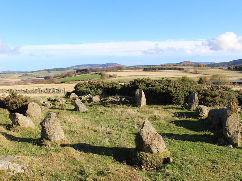Oops: 4,500-Year-Old Stone Circle Turns Out to Be 1990s