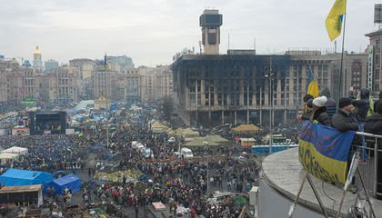 Ukrainian Protesters Are Already Establishing a Museum for Maidan Artifacts