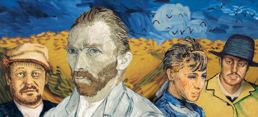 this animated movie about van gogh is made entirely of oil paintings smart news smithsonian