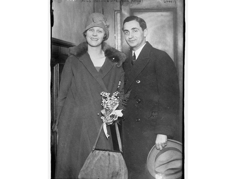 Songwriter Irving Berlin's Interfaith Marriage Caused 1920s