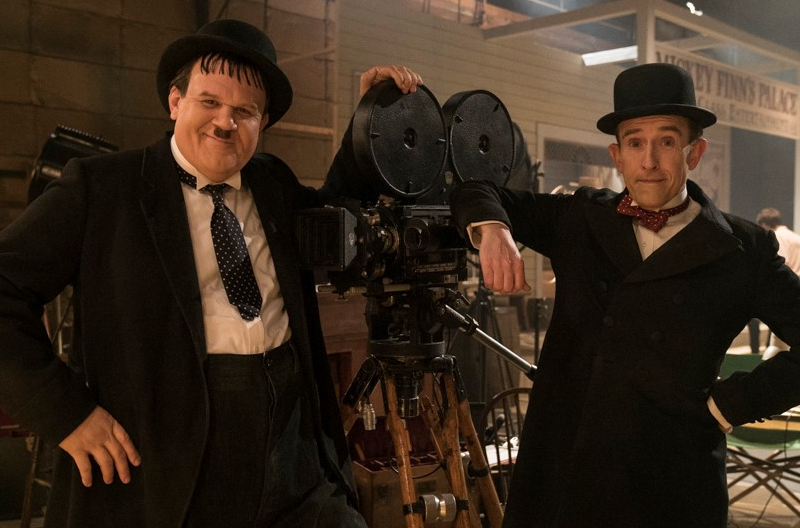 Please Extend a Laurel and Hardy Handshake to the New Film 'Stan & Ollie'