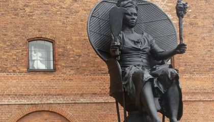 New Statue Immortalizes Mary Thomas, Who Led a Revolt Against Danish Colonial Rule