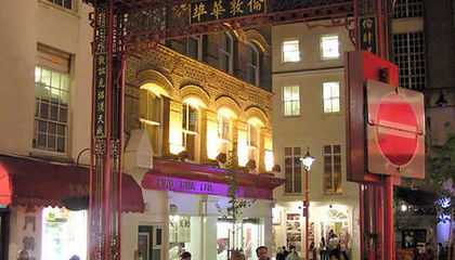 Curating Chinatown
