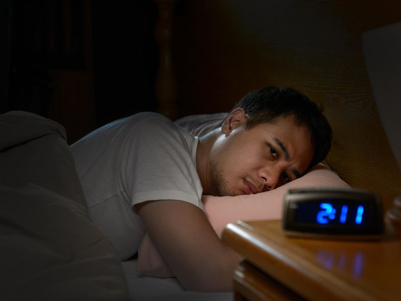 You Can't Make Up for Lost Sleep by Snoozing on the Weekends