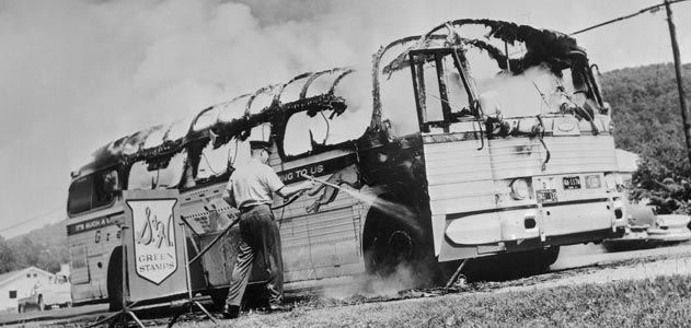 The Freedom Riders, Then and Now | History | Smithsonian