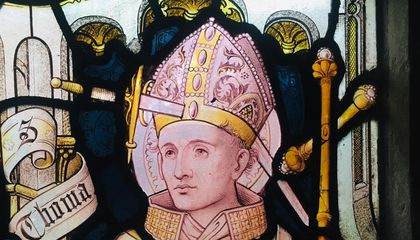 The Fallout of a Medieval Archbishop's Murder Is Recorded in Alpine Ice