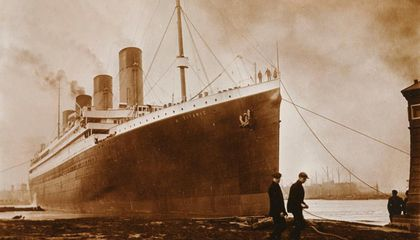 A Coal Fire May Have Helped Sink the 'Titanic'