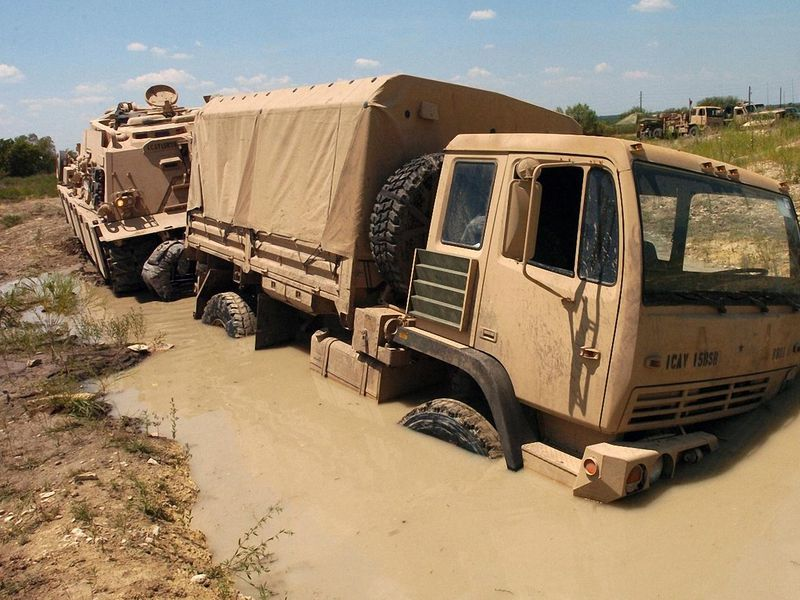 M88A2 Hercules Recovery Vehicle