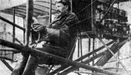 Meet Lucean Headen: Barnstormer, Inventor, and Pioneering African-American Pilot