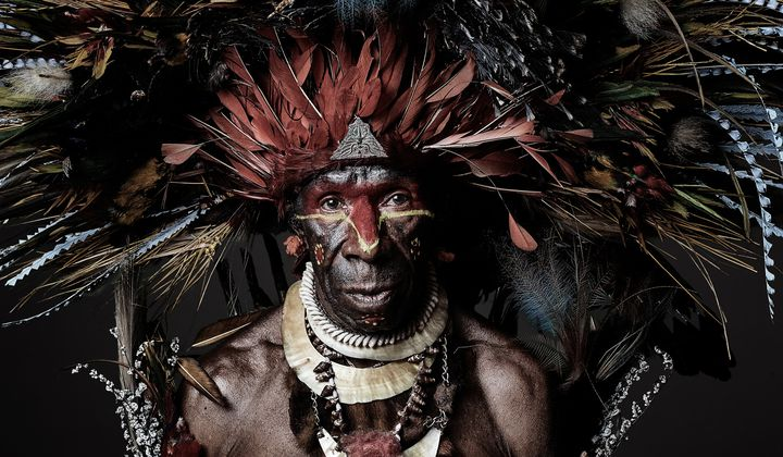 Striking Photos of Papua New Guinea's Past and Present