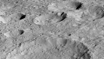Cratered Ceres