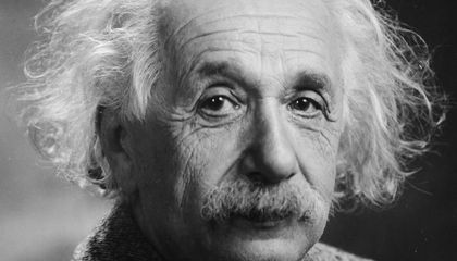 Einstein's Maxims on Life Fetch $1.8 Million at Auction