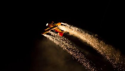 Air & Space Quiz: Aerobatic Maneuvers and How They Got Their Names