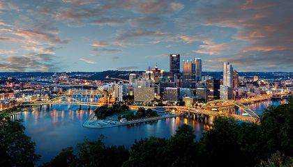Celebrating Pittsburgh, the City Behind Pro Football, Big Macs and the Polio Vaccine