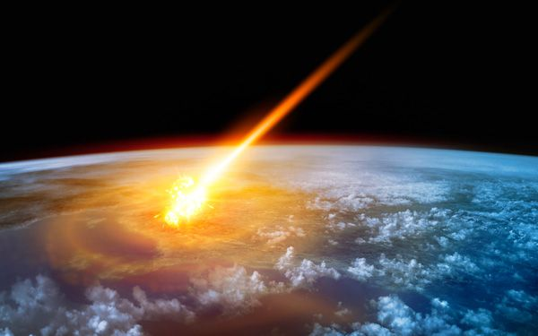 Messages in a meteorites bring news from outer space