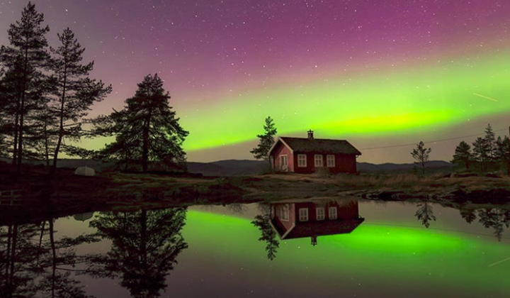 Color-Soaked Photographs Capture Norway's Watery Wonderlands