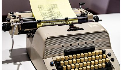 Computers Write Novels Faster Than You Do