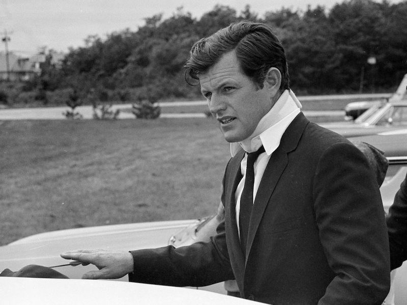 Image result for sen ted kennedy and chappaquiddick