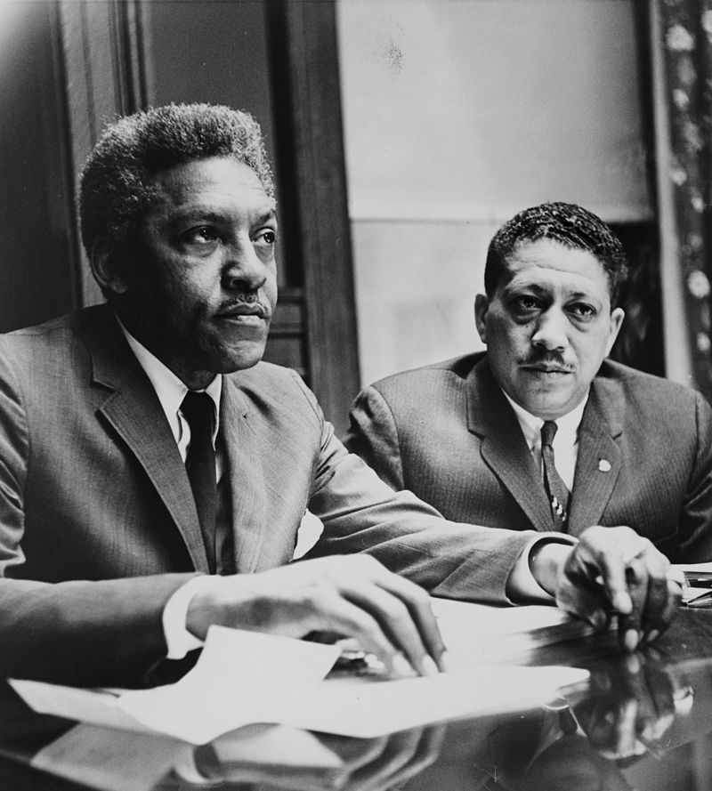 Gay Civil Rights Leader Bayard Rustin Posthumously Pardoned In California