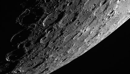 Mercury Was Once Bigger, Then It Shrank