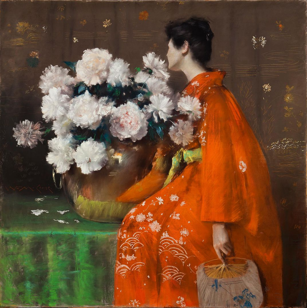 Meet William Merritt Chase the American Master ing Back into Fashion