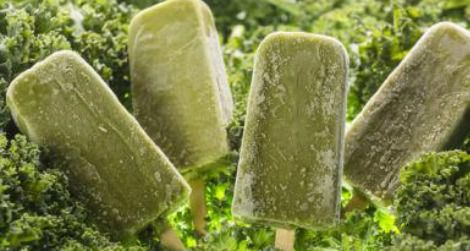 Kalelicious Smoothie Pops: A big hit at the Fancy Food Show