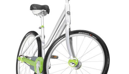 Trek Lime Bike Wins People's Design Award