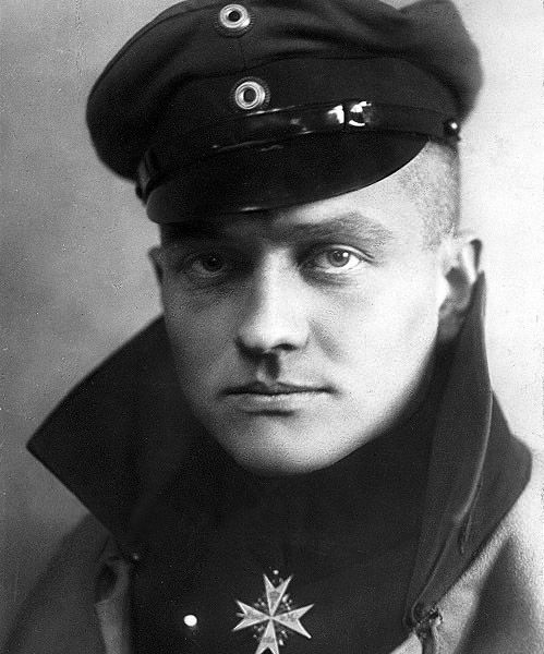 Manfred von Richthofen, the Red Baron