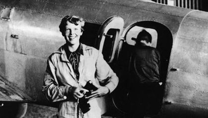 "At the Portrait Gallery: ""One Life: Amelia Earhart"" Opens 75 Years After Her Disappearance"
