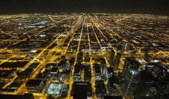 Preview thumbnail for video'Amazing Chicago Timelapse