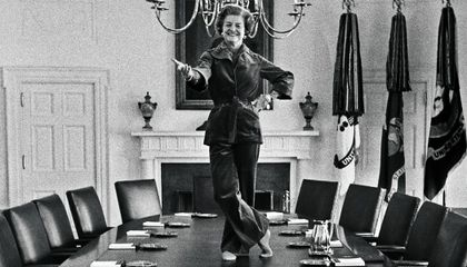 Betty Ford's Tabled Resolution