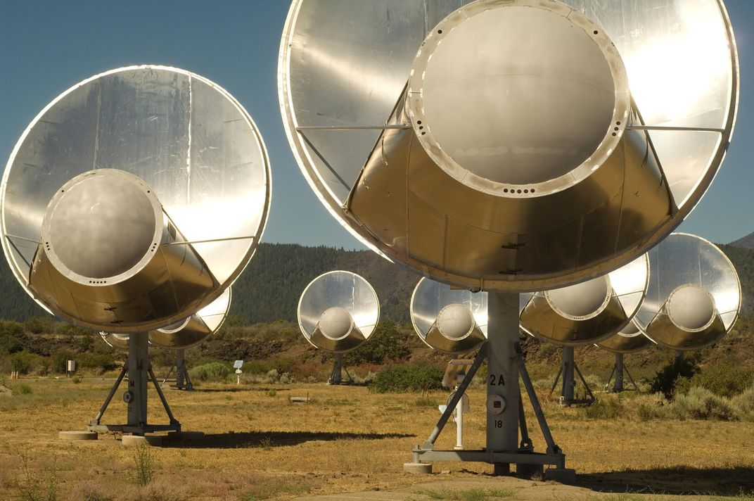 SETI Allen Telescope Array