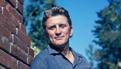 Kirk Douglas, Towering Icon of Hollywood's Golden Age, Dies at 103