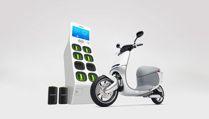 Will Electric Scooters Take Over the World's Mega Cities?
