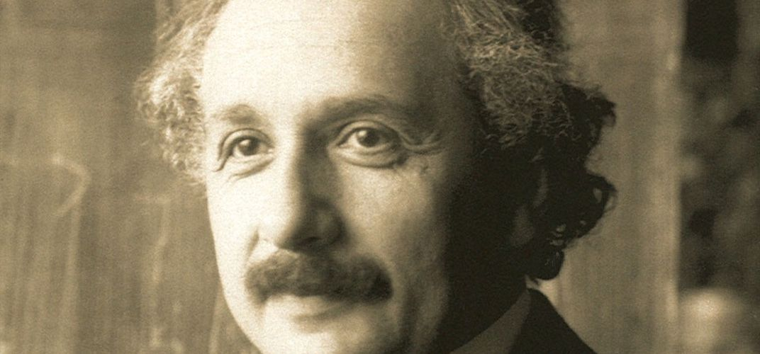 Caption: Einstein's Diaries Reveal Troubling Views on Race