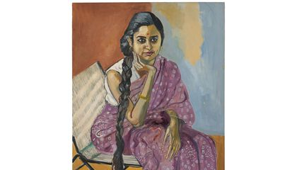 Who Is the Mysterious Subject of This Alice Neel Portrait?