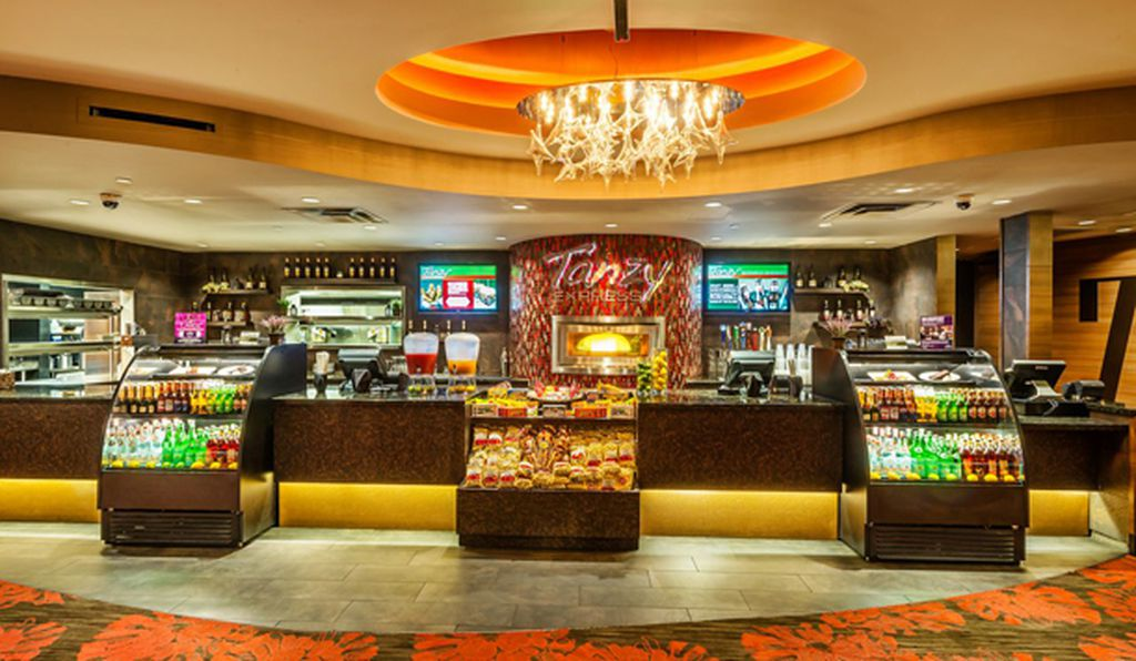 iPic Theater's luxury concession stand has upgraded the traditional movie theater experience–and traditional movie theater food.