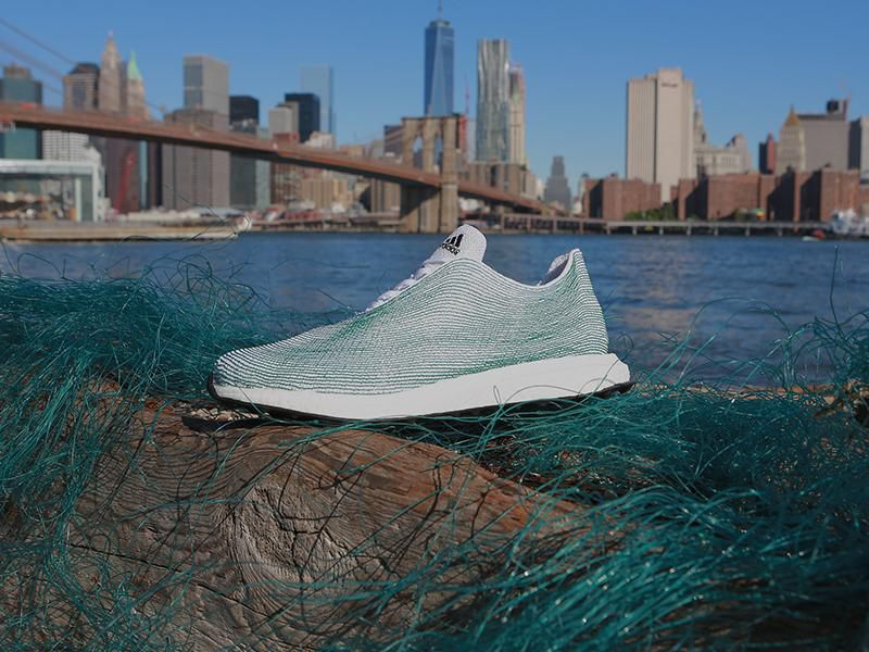 57508ff71 Adidas Just Made a Running Shoe Out of Ocean Trash