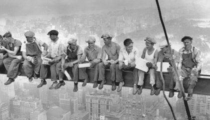 Lunch Atop a Skyscraper Photograph: The Story Behind the Famous Shot