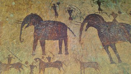 Did Cave Acoustics Play a Role in the Development of Language?
