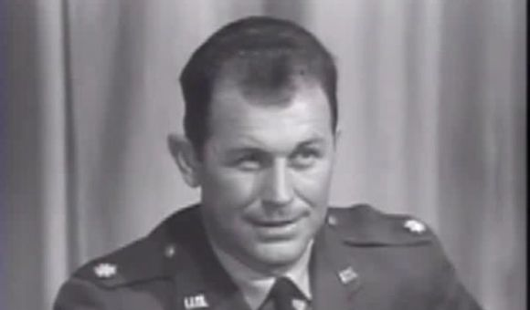 Preview thumbnail for video'Chuck Yeager Press Conference, 1953