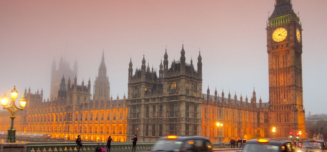 Big Ben and Parliament, London