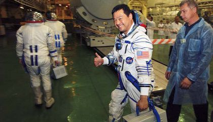 Leroy Chiao on Working With the Chinese