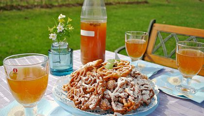 May Day Fritters and Beltane Cakes