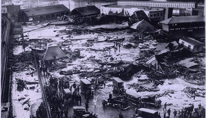 The Sticky Science Behind the Deadly Boston Molasses Disaster