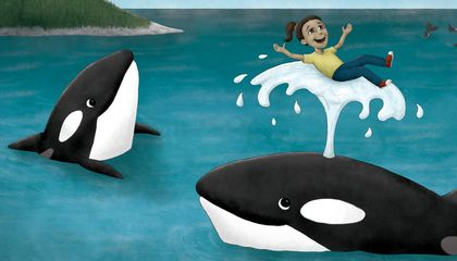 How Children's Books Reveal Our Evolving Relationship With Whales